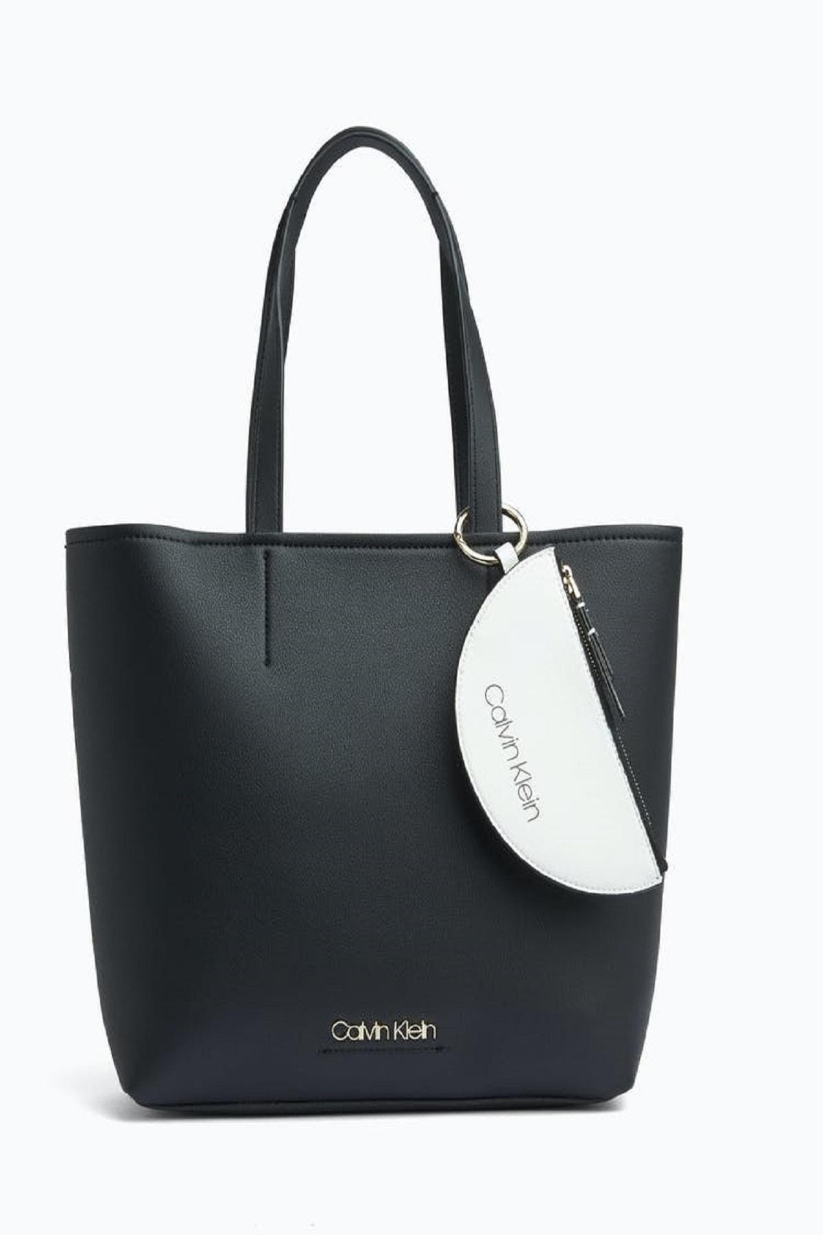 Calvin Klein Kadın Siyah Çanta 1