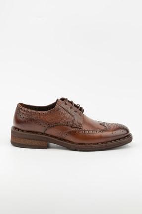 MARCOMEN Erkek Ceviz Kahvesi Klasik Ayakkabı