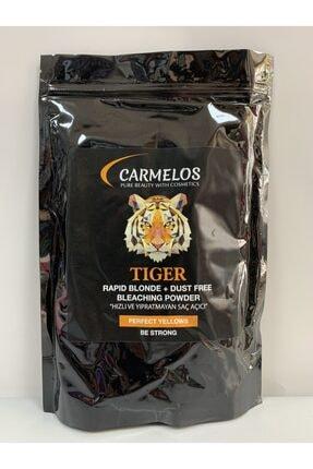 Carmelos Tiger Gri Renk Toz Saç Açıcı 1000 gr