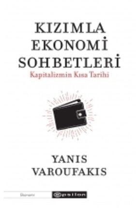 Epsilon Yayınevi Kızımla Ekonomi Sohbetleri (kapitalizmin Kısa Tarihi)