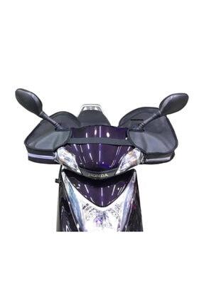 motobisikletim Motosiklet Termal El Koruyucu Rüzgar Koruyucu Reflektörlü [scooter, Cub Modelleri]
