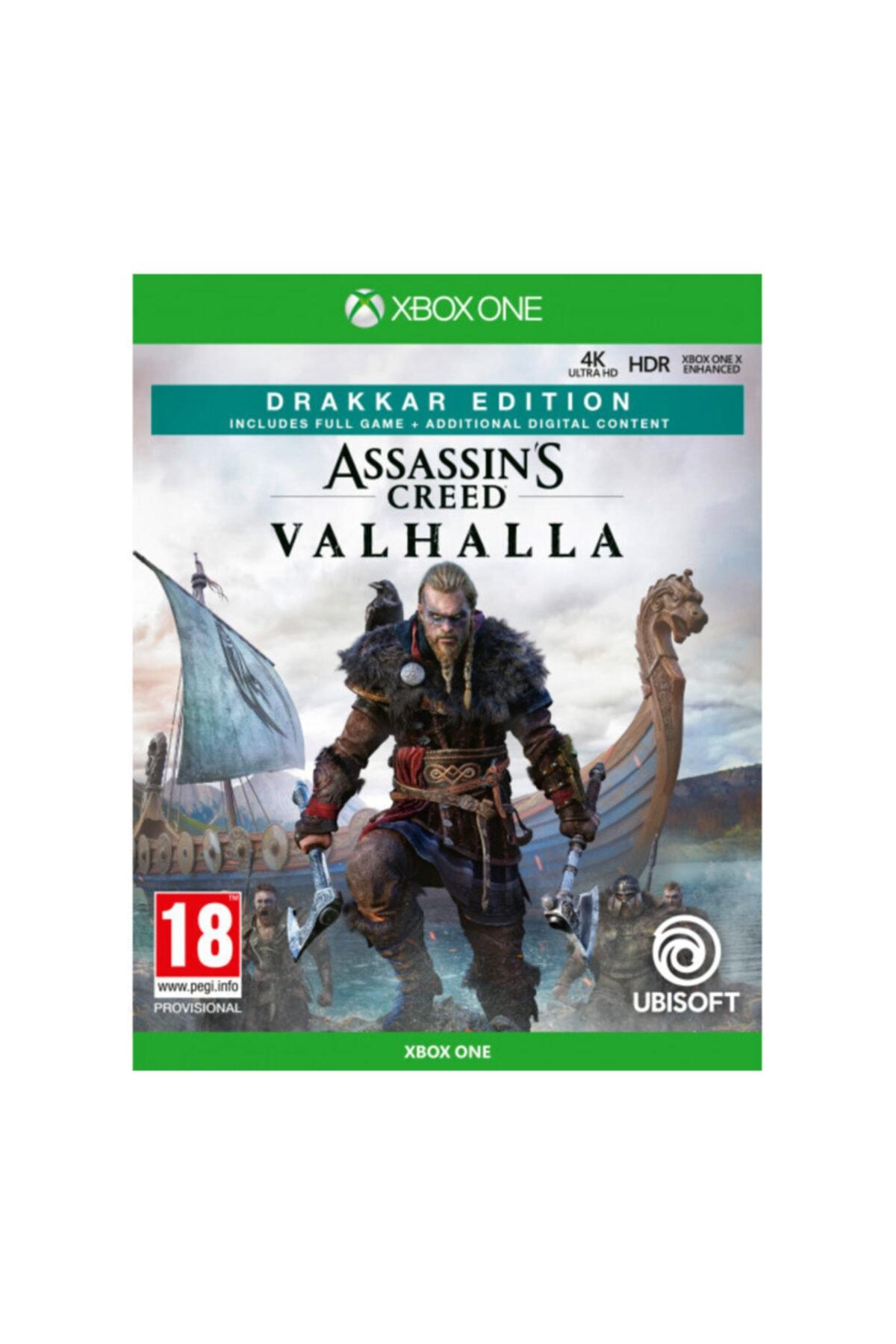 Ubisoft Xbox Series X Assassins Creed Valhalla Drakker Edition 1