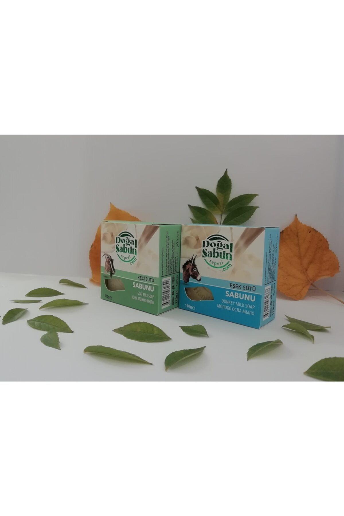 DOĞAL SABUN SEPETİ Keçi Sütü Sabunu+eşek Sütü Sabunu 1
