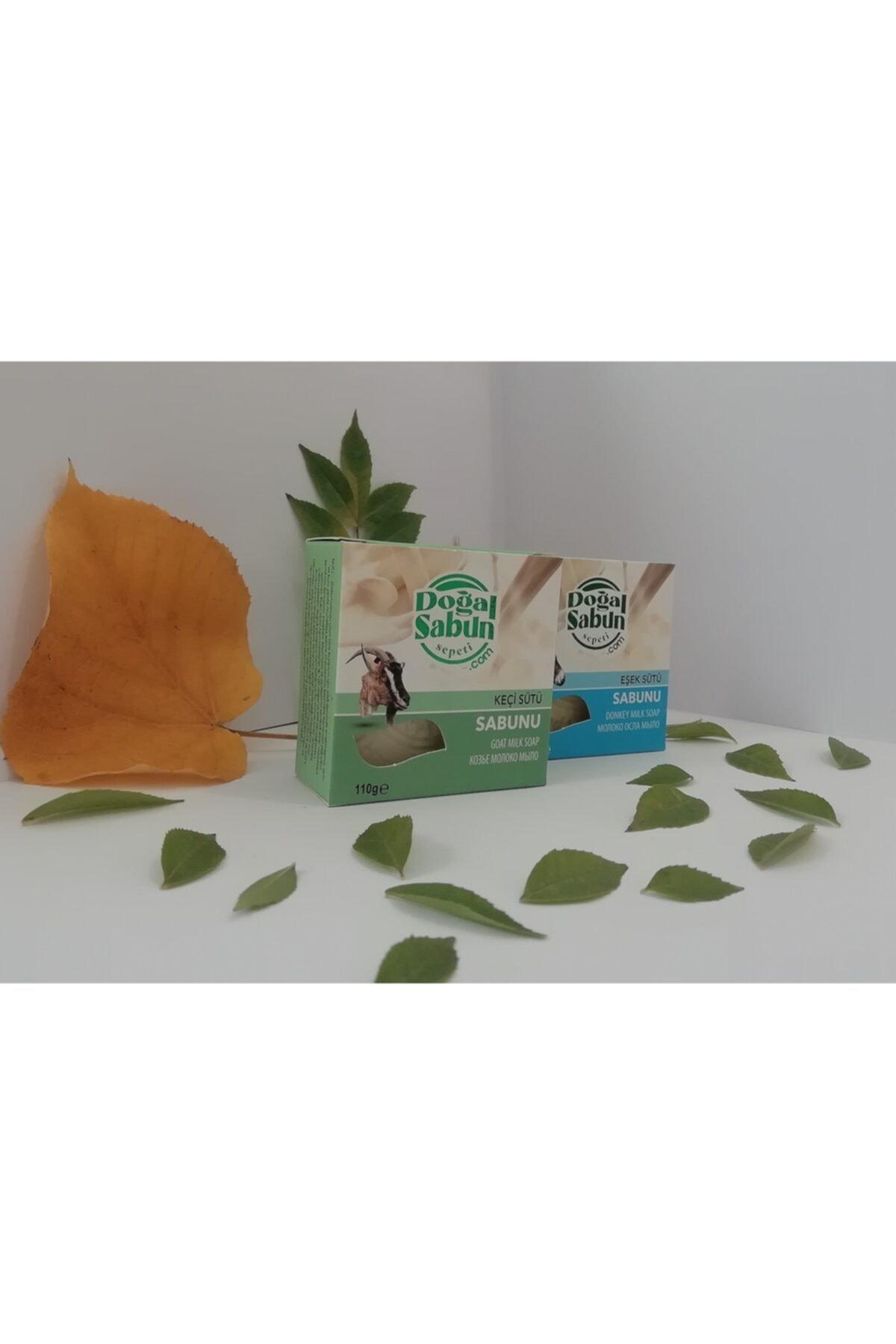 DOĞAL SABUN SEPETİ Keçi Sütü Sabunu+eşek Sütü Sabunu 2