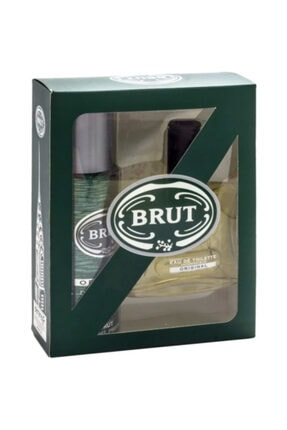 Brut Original Edt 100 Ml Erkek Parfümü + Deodorant 200 Ml 8699009415766