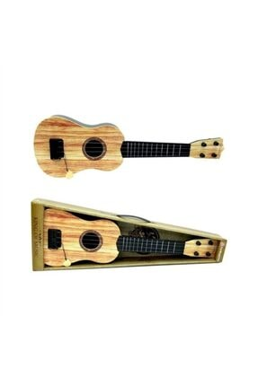 KIZILKAY Ahşap Görünümlü Gitar