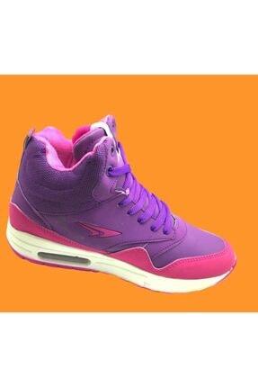 FREE MARKA Kadın Mor Spor ayakkabı
