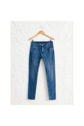 LC Waikiki Kadın Mavi Kot Pantolon Medıum Rodeo