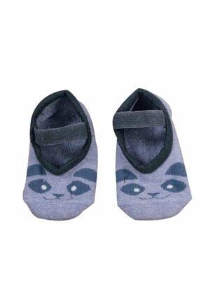 Katamino Havlu Patik Çorap 83018 | Mavi Mavi 3 Yaş