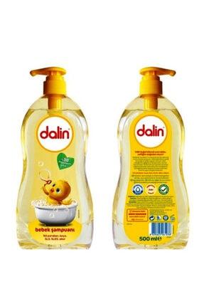 Dalin Bebek Şampuanı 500 ml %98 Doğal Kökenli Pompalı 1 Adet