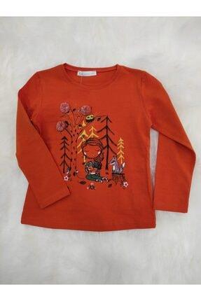 NK Kız Çocuk Tişört