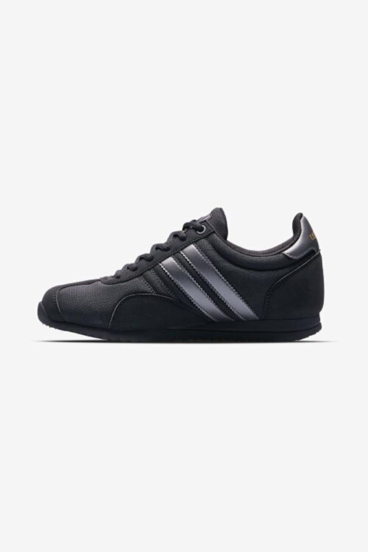 Lescon Unisex Siyah Sneaker Ayakkabı 2