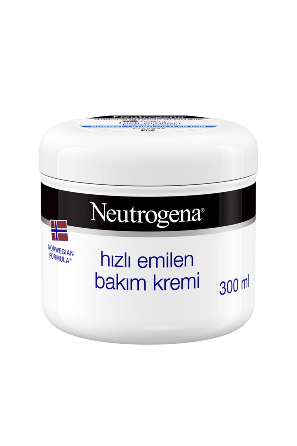 Neutrogena Hızlı Emilen Bakım Kremi 300 ml 1