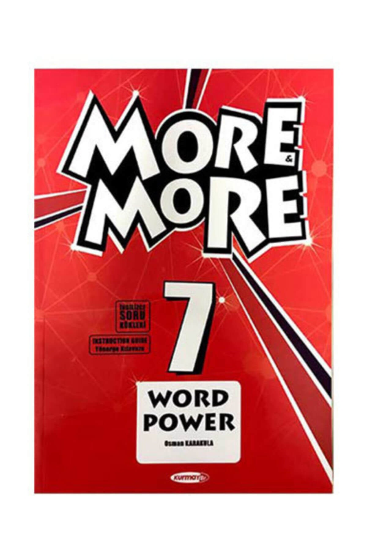 Kurmay Yayınları ELT More and More English 7 Word Power 1