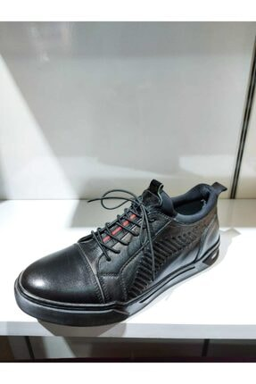 MARCOMEN Siyah Ayakkabı