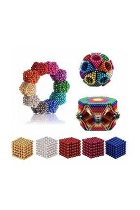 DeoN 6 Farklı Renkli Sihirli Manyetik Toplar Neodyum Mıknatıs
