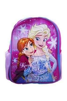 Frozen Hakan 96455 Disney Elsa/anna Simli Ilkokul Çantası - Iki Bölme