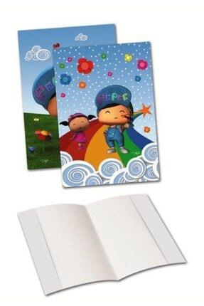 PEPEE 20x28 Hazır Kitap Kabı (plastik)