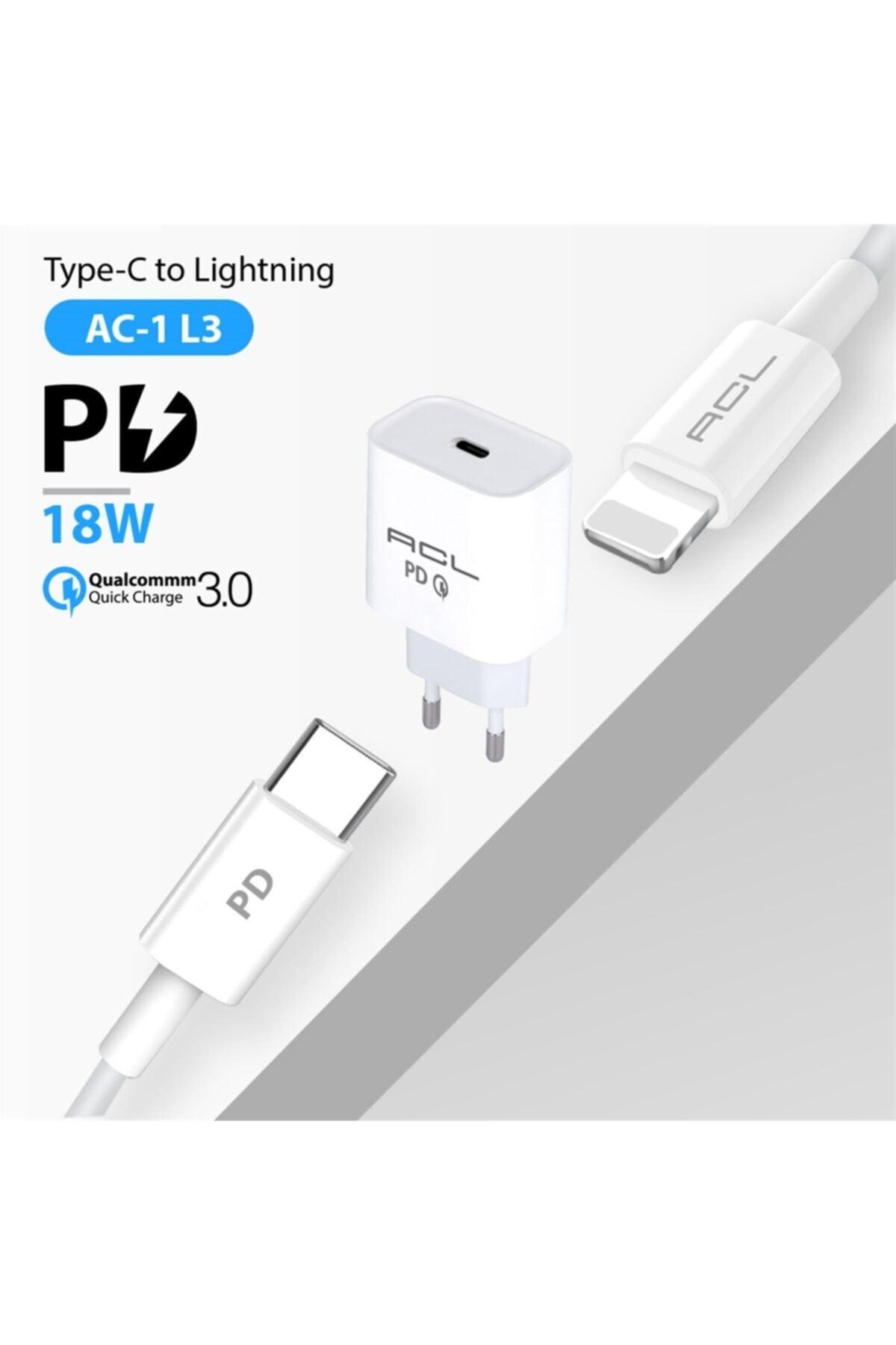 casemarkt Apple Yeni Nesil Type-c To Lightning Iphone & Ipad Pd Quick Charge 3a Duvar Şarj Aleti 2