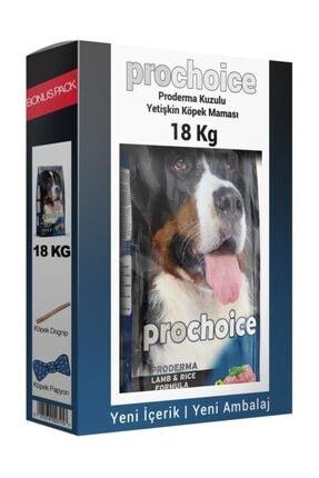 ProChoice Prochoice Proderma Lamb Kuzu Etli Yetişkin Köpek Maması 18 Kg