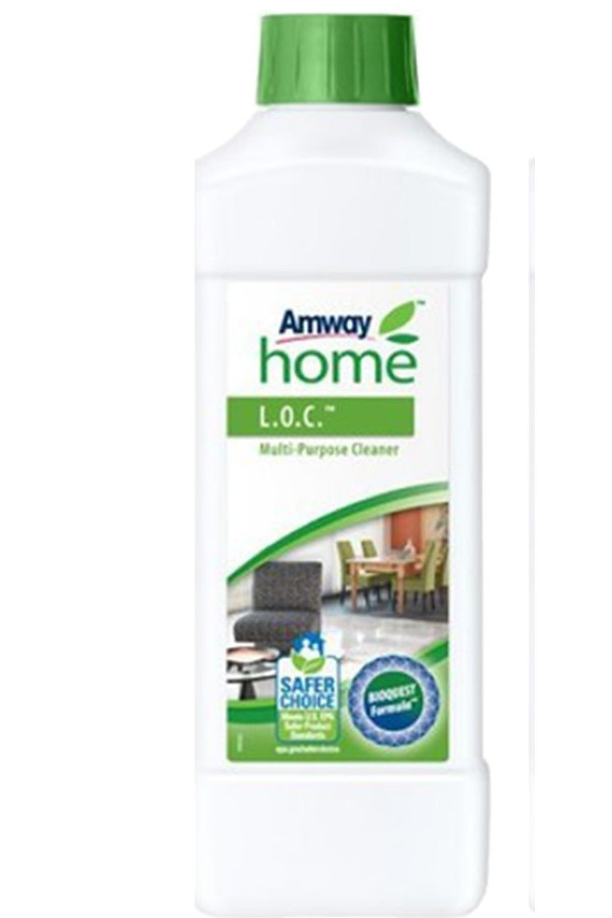 Amway Home L.o.c Çok Amaçlı Temizleyici 5'li Set 2