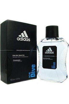 adidas İce Dive Edt 100 ml Erkek Parfümü 3412248801009