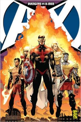 Gerekli Şeyler Yayıncılık Avengers Vs X-men Marvel Çizgi Roman - Gerekli Şeyler