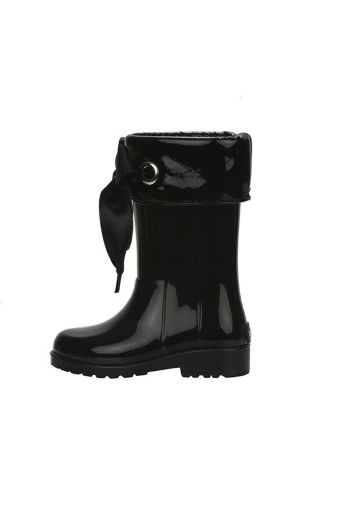IGOR Campera Charol Yağmur Çizmesi - Siyah 1