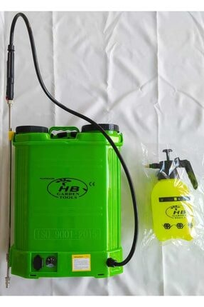 HB Garden Tools Hb Şarzlı Ilaç Pompası 2 Lt Hediye