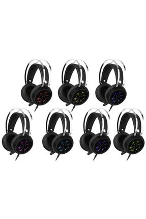 Rampage Sn-rx5 Siyah Gaming Mikrofonlu Kulaklık