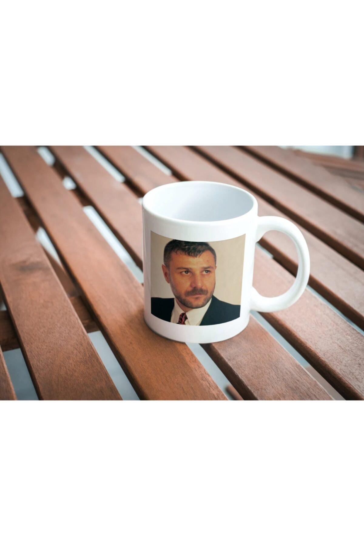 öztürk grup Azer Bülbül Illüstrasyon Baskılı Kupa/bardak 1