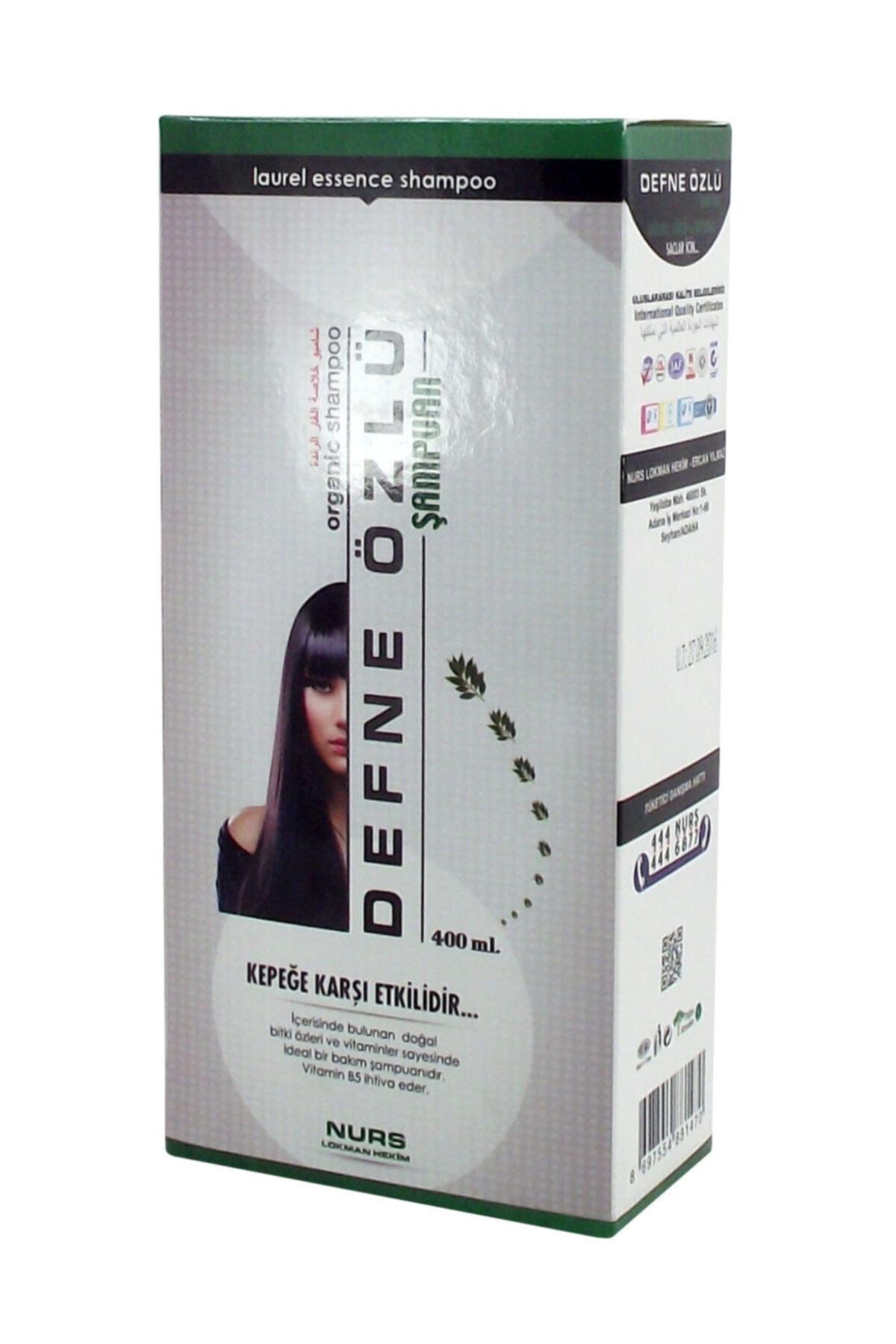 Nurs Defne Özlü Şampuan 400ml 1