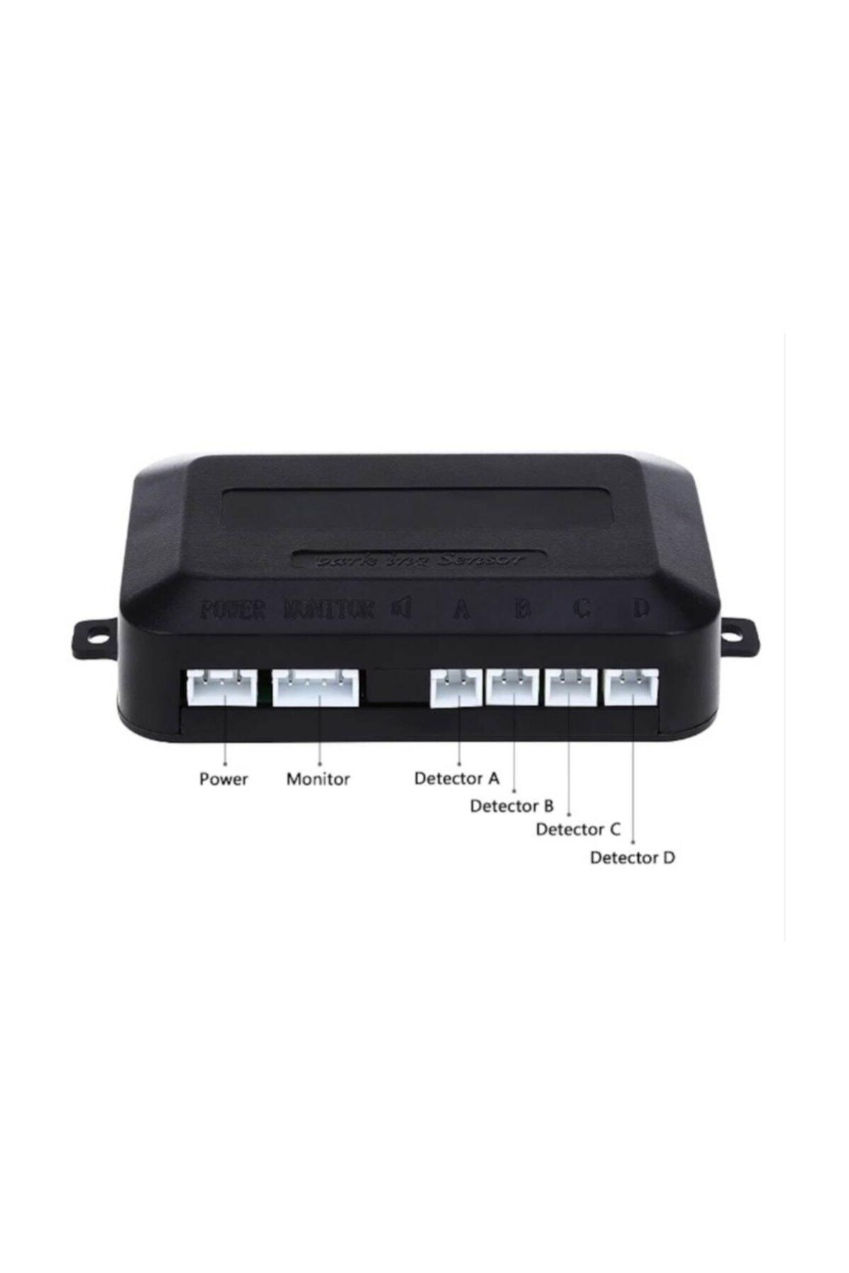 Niken Park Sensörü Ses Ikazlı Orj Tip 22 Mm Siyah Sensör 2