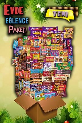 Ülker Yeni Evde Eğlence Çikolata Kek Paketi - 115 Parça