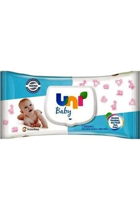 Eczacıbaşı Uni Baby Classic Islak Bebek Havlusu 56 Lı