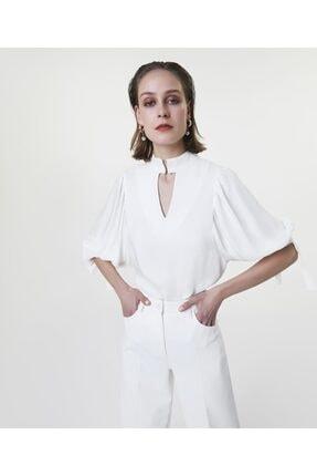 İpekyol Kadın Yağ Truvakar Kol Gömlek