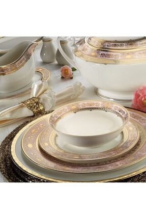 Aryıldız Porselen 72 Parça Yemek Takımı