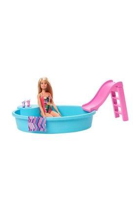 Barbie Eğlenceli Havuzu Ghl91