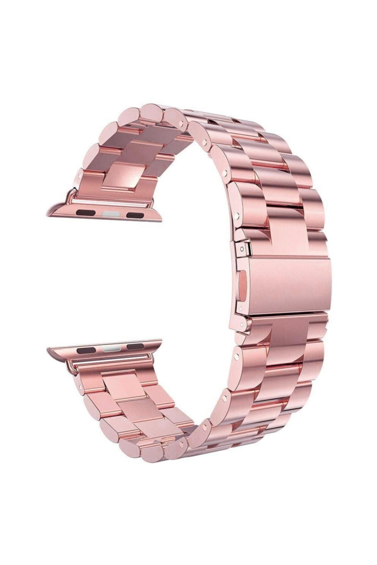 Microsonic Microsonic Watch Se 44mm Metal Stainless Steel Kordon Rose Gold 1