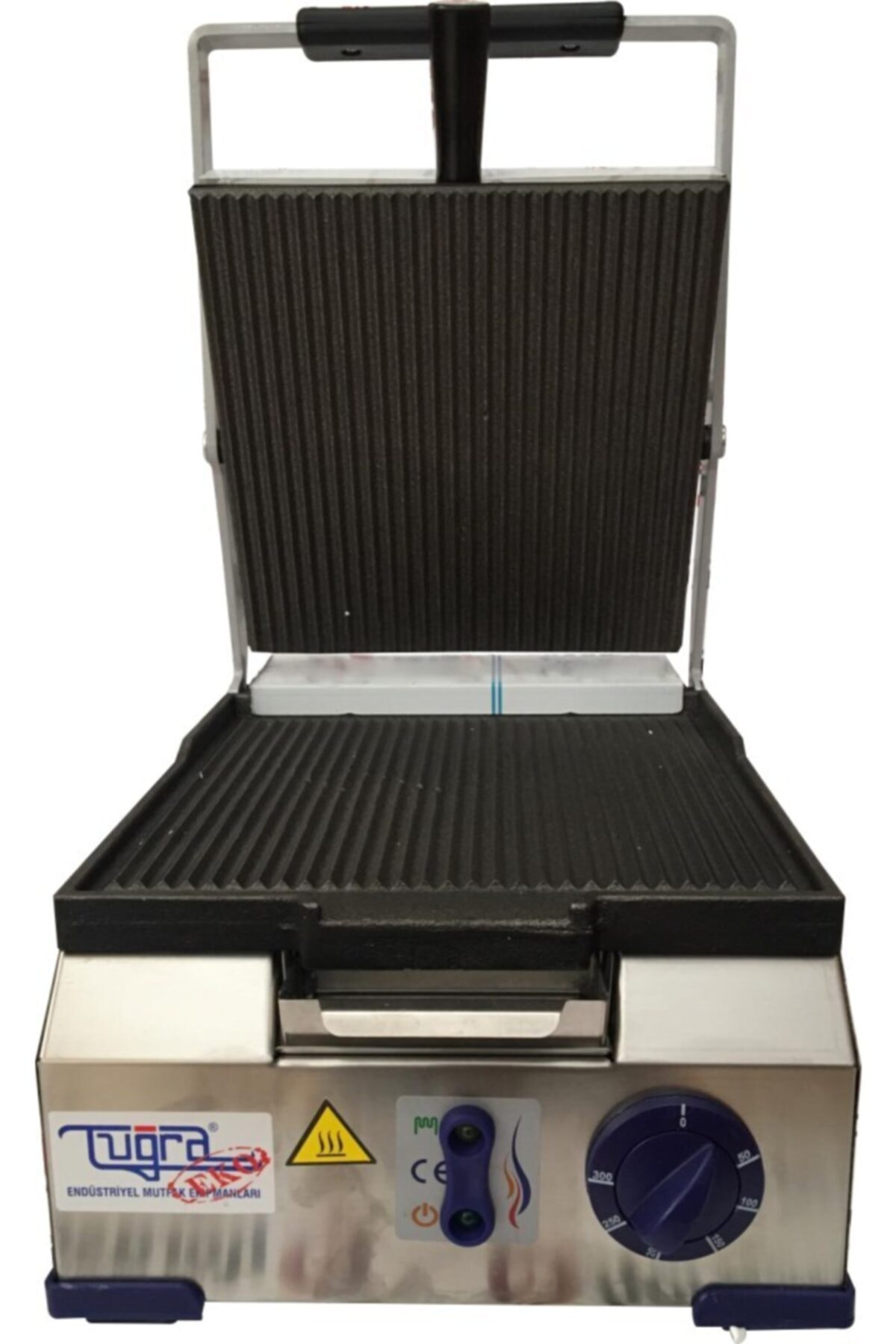 Tuğra 8 Dilim Elektirkli Tost Makinası 2