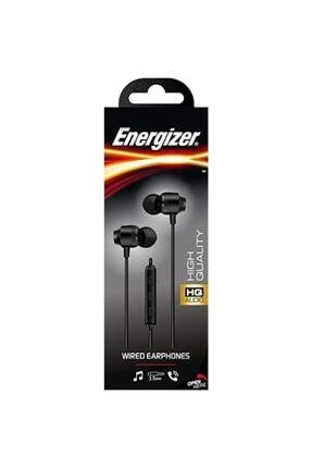Energizer Wıred Kablolu Kulaklık Siyah