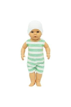 Sunman Boubou Konuşan Saçsız Bebek 60 cm