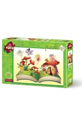Art Puzzle Küçük Periler 200 Parça 7+ Yaş Puzzle