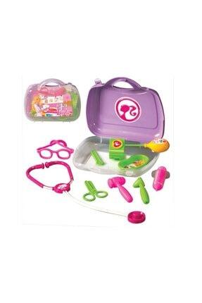 Dede Oyuncak Barbie Doktor Set Kız Çocuk Oyuncak