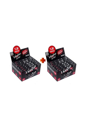 Uniq2Go Power Almond Bar 16'lı 2 Kutu (32 Adet)
