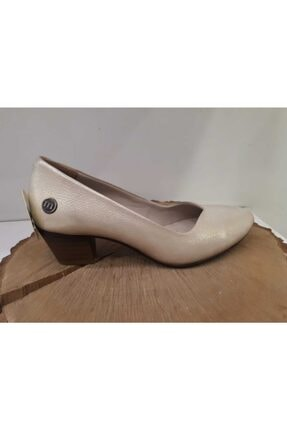 Mammamia D18ya-3650 Klasik Topuklu Ayakkabı