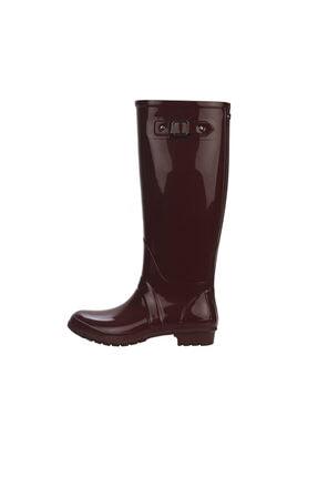 IGOR GLOW Bordo Kadın Yağmur Çizmesi 100319199