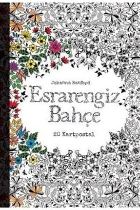 Edam Yayınları Esrarengiz Bahçe (20 Kartpostal)