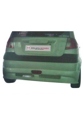 KOLAYLISPIDER Hyundai Getz Arka Tampon Altı Telli (facelift) Fiber 2002-2011