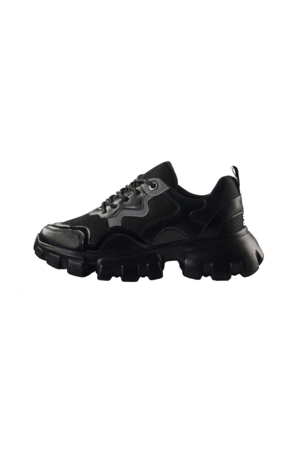 ebbete Siyah Sneaker 1